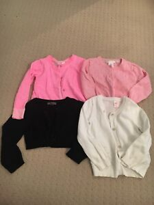 Girl Cardigan Sweaters size 2T