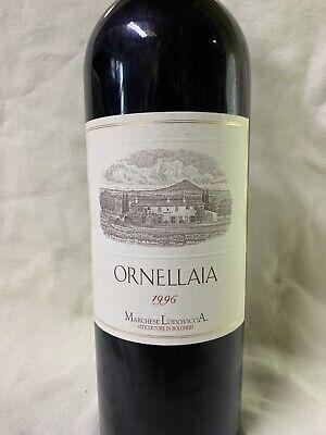 1 Fl. Ornellaia 1996 Marchese Ludovico Antinori., 750ml