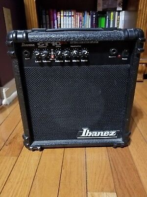 IBANEZ GT-10 GUITAR AMP, used for sale  Shipping to Canada