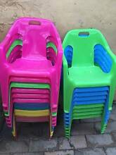 Kids chairs Burra Queanbeyan Area Preview