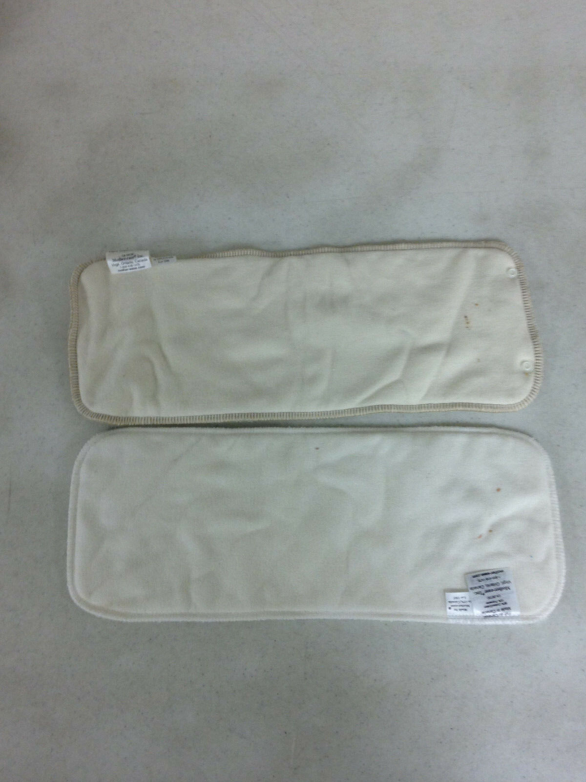 Mother-Ease Cloth Diapers - Blemished/Used Diaper Liners Motherease