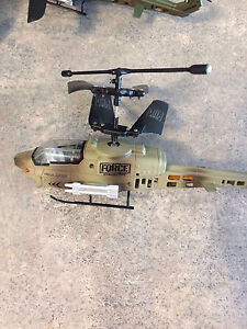 Combat RC Choppers