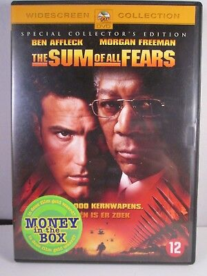 The Sum Of All Fears (2002) Ben Affleck - Morgan Freeman