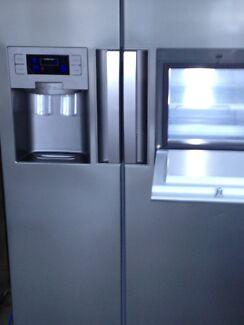 Samsung 608 liter fridge freezer