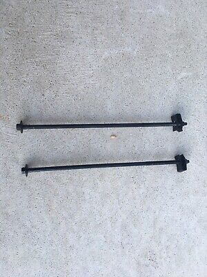 1998-2001 Dodge Ram 1500 2500 3500 Battery Tray Bolts And Clips OEM