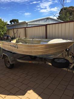 Ali dinghy & trailer for sale