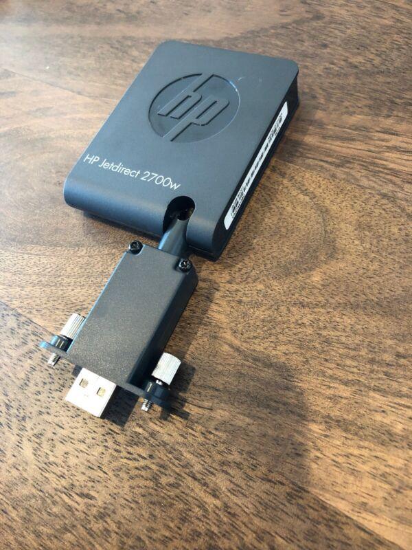 J8026a HP Jetdirect 2700w USB Wireless Print Server