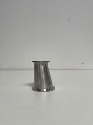 Stainless Steel Reducer W 2 To 2 15 Sanitary Fittings