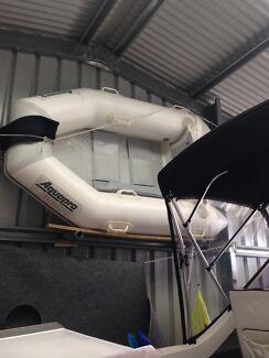 Aqua pro inflatable