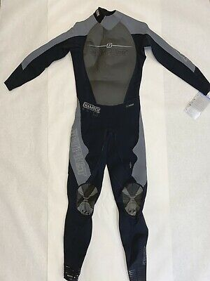 NEW Jet Pilot Chamber Elite 3/2 Mens Full Suit Surfing Wake Dive Wetsuit (Elite Wetsuits)