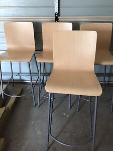 4 x Kitchen or Bar Stools Woonona Wollongong Area Preview