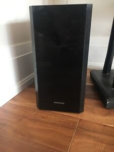 Samsung  ht-4500- subwoofer and receiver