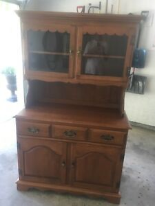Dining hutch- buffet