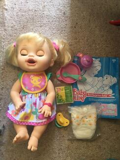 Baby alive you kids toddler doll