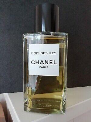 Chanel Les exclusifs BOIS DES ILES Eau de Parfum EdP sample 10ml