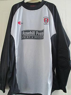 Rotherham United 2006-2007 Goalkeeper Football Shirt Adult Size Large 40429 image