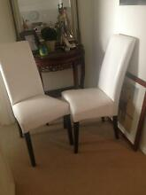 4x dining chairs Turramurra Ku-ring-gai Area Preview
