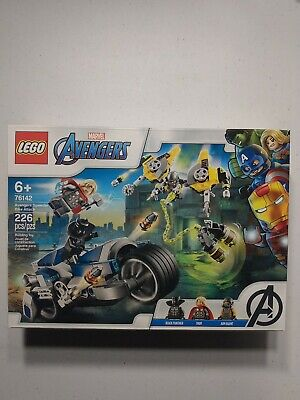 LEGO Marvel Avengers 76142 Avengers Speeder Bike Attack NEW SEALED!
