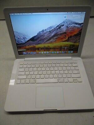 Apple MacBook 7.1 A1342 Intel 2.4GHZ 4GB 120GB SSD 2010 45134128F5X