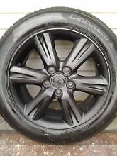 4 x  16 inch Alloy rims and tryes Maryland Newcastle Area Preview