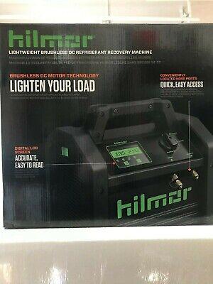 Hilmor 1950536 Lightweight Brushless Dc Refrigerant Recovery Machine New