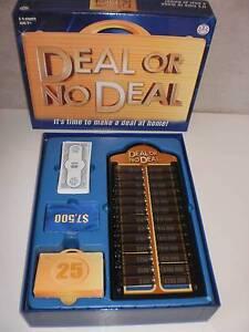 BOARD GAMES -- MONOPOLY, DEAL OR NO DEAL -- REDUCED PRICE Bunbury Bunbury Area Preview