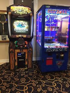 Arcade Machines & Pool Table Stafford Brisbane North West Preview