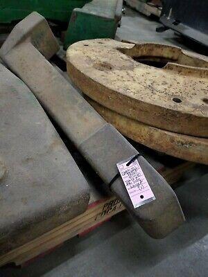 John Deere 730 Front Side Weight Bracket Arm A5347r 720 630 620 530 520