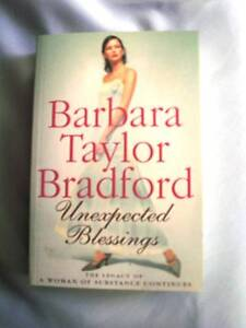 Book: Unexpected Blessings - Barbara Taylor Bradford NEW Greenwood Joondalup Area Preview