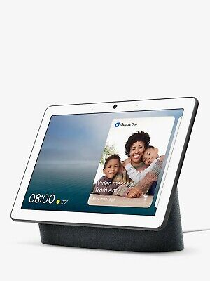 Google Nest Home Hub Max Smart Home Voice Activated Speaker...