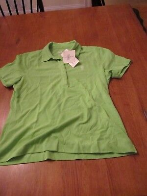 Womens EP Pro Tour Dry Golf Shirt, NWT, M