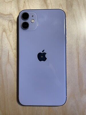 Apple iPhone 11 - 256GB - Purple (Unlocked) A2111 (CDMA + GSM)