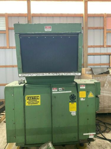 Rapid 50HP Granulator 1831K