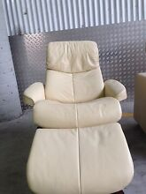 Fjords brand recliner with footstool. Manly Vale Manly Area Preview