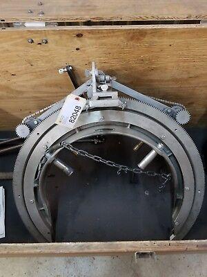 Mathey 3sa Short Saddle Pipe Cutting Beveling Machine Wspacer Bolts 12-20