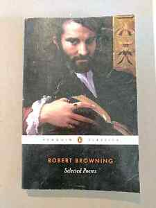 Robert Browning Selected Poems Buninyong Ballarat City Preview