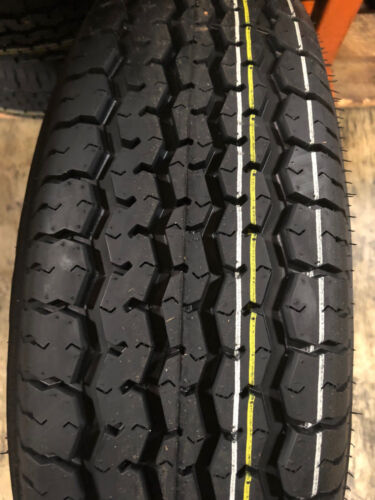 1 New St235/85r16 Mirage Radial Trailer Tires 12 Ply 235 85 16 St 2358516 R16 St