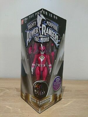 Power Rangers The Movie Pink Ranger NEU