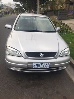 Holden Astra 2002 Footscray Maribyrnong Area Preview