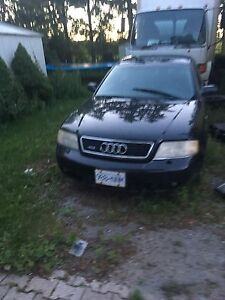 2001 Audi  A6 2.7 for sale