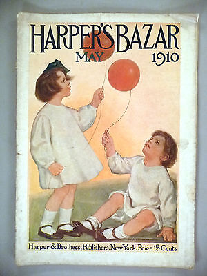 Harper's Bazar - May, 1910 -- Harper's Bazaar