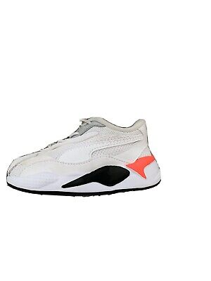 Puma RS-X3 Radiance AC Infant Size 7 White - Red Blast