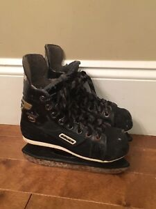 Bauer size 12 youth hockey skates