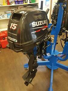 SUZUKI DF 15 ATHL  x 1 Largs North Port Adelaide Area Preview