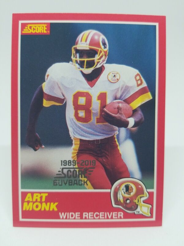 ART MONK #1 REPRINT 8X10 PHOTO SIGNED AUTOGRAPHED PICTURE MAN CAVE REDSKINS GIFT