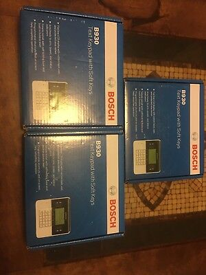 Nib Bosch Security Systems B930 Series Keypad Lcd