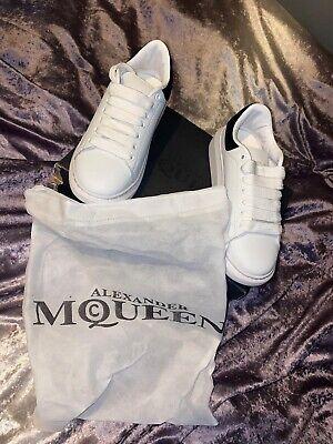 Women's Alexander McQueen trainers size 4.