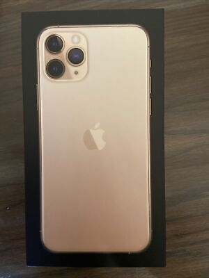 Apple iphone 11 Pro Gold 256 GB Unlocked