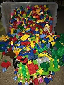 GENUINE LEGO DUPLO BULK LOT (APPROX 9KG) Lawson Blue Mountains Preview