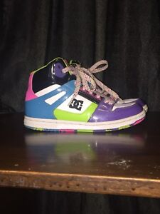 DC HIGH TOP SHOES